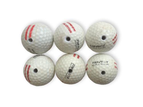 Golfbälle-mit-Loch